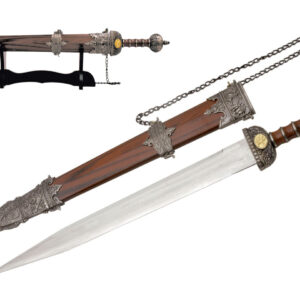 Roman Gladius Sword - Armored Angel Shop for Domestic Violence Prevention - Angel Accessories