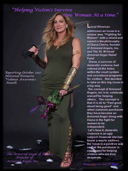 Armored Angels Domestic Violence Abuse Prevention Article Page